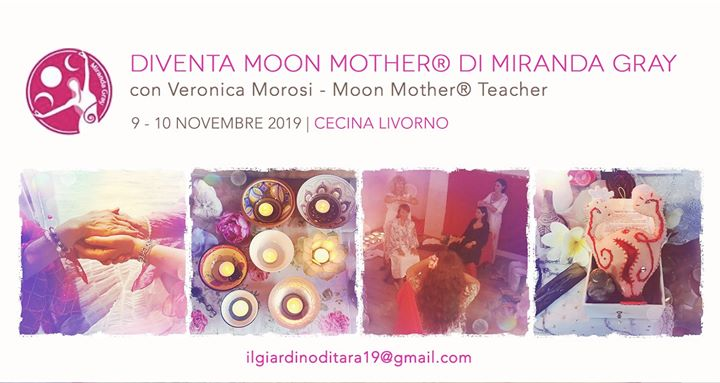 Cecina Livorno - Formazione e Iniziazione a Moon Mother